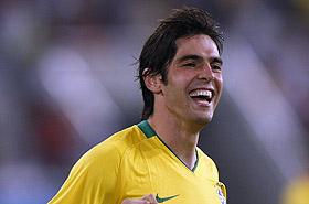 Kaká figura de Brasil