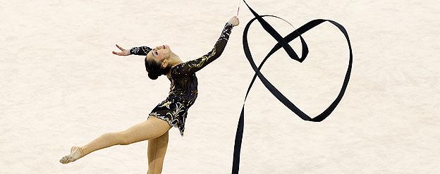 Gimnasia r tmica en londres 2012 especial de for Deportes de gimnasia