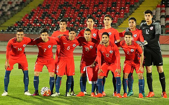 Sub 20: Selección De Chile Sub 20
