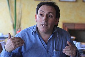 Iv�n Fuentes, vocero del Movimiento Social por Ays�n