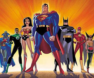 comics - la liga de la justicia