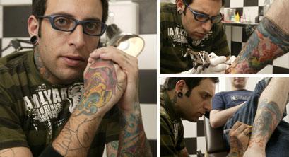pin mà nner zu euren tattoos oder sind eure auch